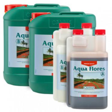 AQUA FLORES A+B    1 L. - CANNA (10 uds/caja)