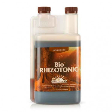 BIO RHIZOTONIC 1 L. - BIO CANNA (10 uds/caja)