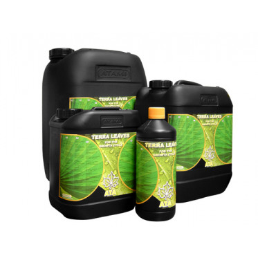 TERRA LEAVES  (GROWTH) 1 L ATA (12 uds/caja)