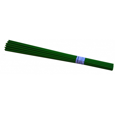 TUTOR PLASTICO VERDE 150CM (Bolsa 100 unds)