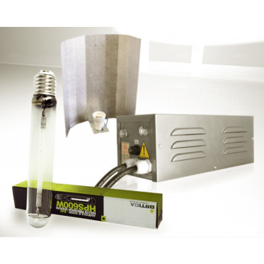 KIT 600W COOLTECH - ORTICA - REFLECTOR ESTUCO