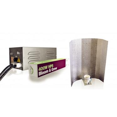 COOLTECH 400W - COOLTECH HPS - REFLECTOR STUCO