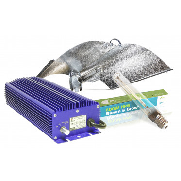 LUMATEK 600W CON REGULADOR - COOLTECH HPS - ENFORCER MEDIUM