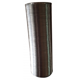 TUBO ALUMIINO 10 M. - 152 MM